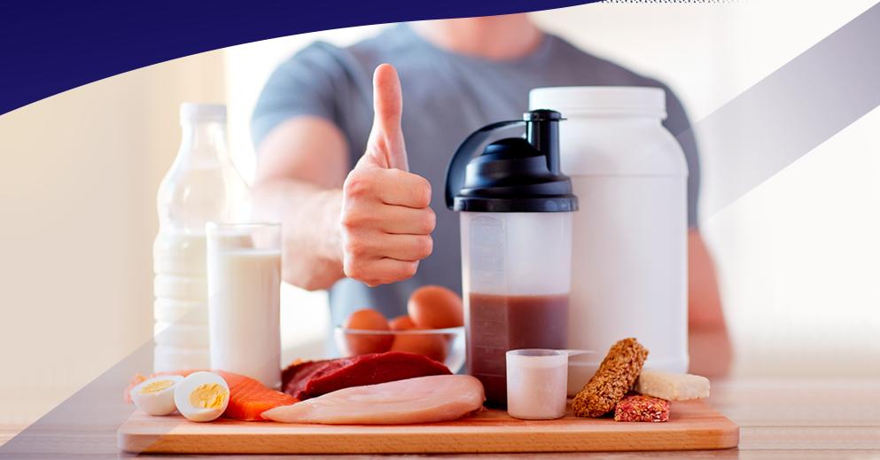 Como as proteínas te ajudam a perder peso