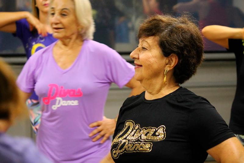 A importância da academia na vida dos idosos