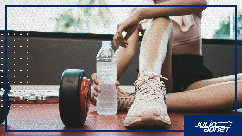 Hidratação e sua importância no âmbito de academias