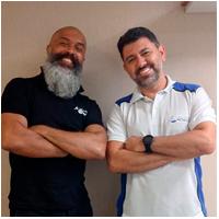 Marcelo Alcântara e Leonardo Maia