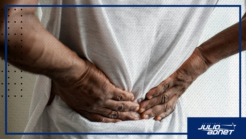 Comportamento sedentário x dor na coluna lombar